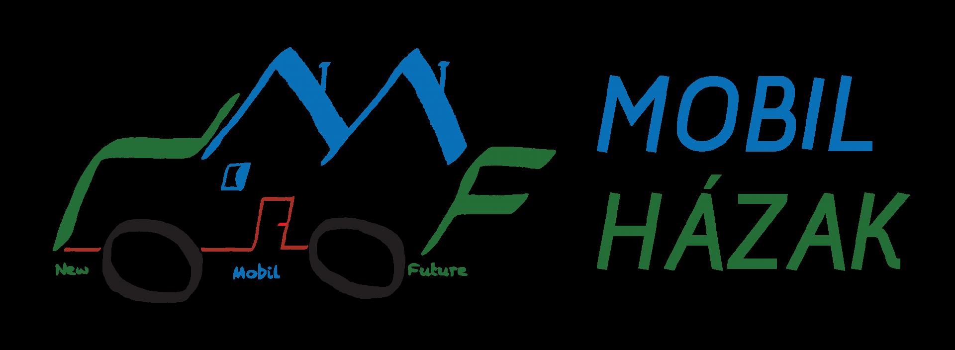 Mobilházak - Header logo image